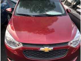 Selling Chevrolet Sail 2018 in Quezon City