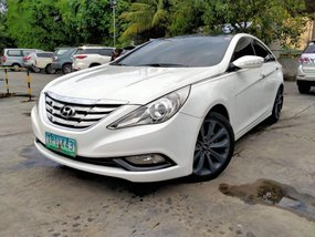 Sell 2011 Hyundai Sonata in Manila
