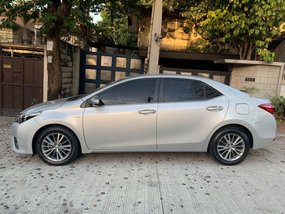 Toyota Altis 2014 for sale in Quezon City