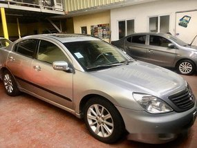 Silver Mitsubishi Galant 2010 for sale in Quezon City