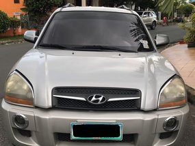 Hyundai Tucson 2008 for sale in Muntinlupa