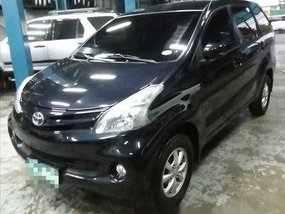 Sell Blue 2013 Toyota Avanza in Quezon City