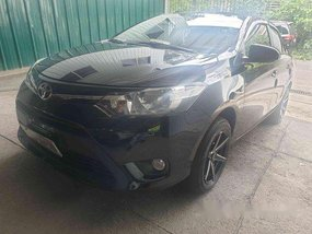 Black Toyota Vios 2018 for sale in Mandaluyong
