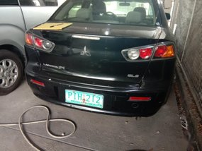 Selling Mitsubishi Lancer 2014 in Quezon City