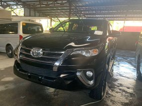 Selling Toyota Fortuner 2017 in Quezon City