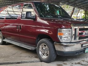Sell 2012 Ford Econovan in Manila