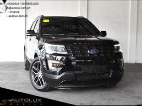 Selling Ford Explorer 2016 in Quezon City