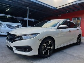 Honda Civic 2018 RS Turbo Automatic 2019 Acquired
