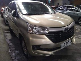 Sell Beige 2016 Toyota Avanza in Quezon City