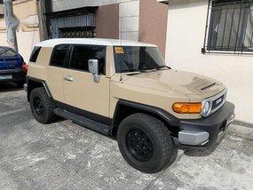 Sell 2018 Toyota Fj Cruiser in Pasig
