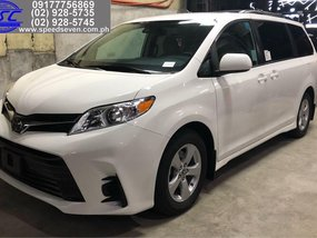 Toyota Sienna 2020 for sale in Quezon City