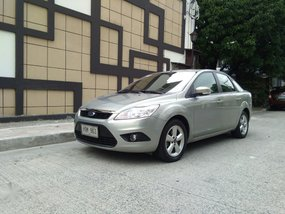 Selling Silver Ford Focus 2011 in Quezon City