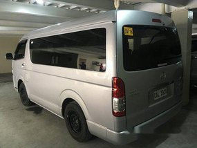 Selling Toyota Hiace 2018 in Makati