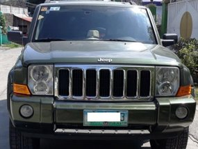 Jeep Commander 2008 for sale in Las Piñas