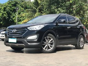Sell 2013 Hyundai Santa Fe in Manila