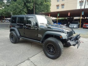 Jeep Wrangler 2018 for sale in Pasig