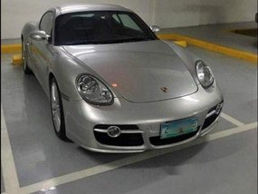 Selling Silver Porsche Cayman 2009 in Pasig