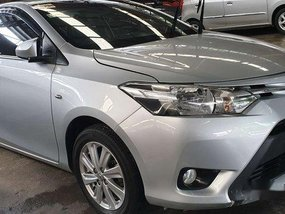 Silver Toyota Vios 2016 for sale in Quezon City