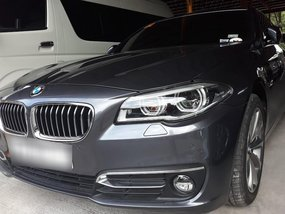 Bmw 520D 2015 for sale in Manila