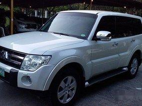 White Mitsubishi Pajero 2008 for sale in Pasig
