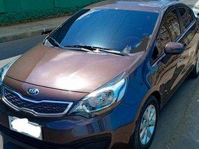 Kia Rio 2014 for sale in Manila