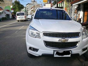 Sell 2014 Chevrolet Trailblazer in Manila