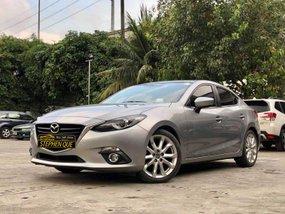 2015 Mazda 3 2.0 Sedan Gas Automatic