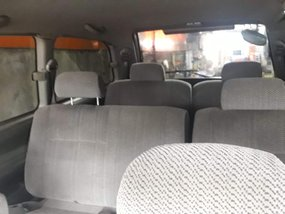 Green Toyota Lucida 1995 Rush for sale in Quezon City