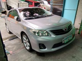 Selling Silver Toyota Corolla Altis 2011 in Quezon City
