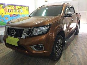 Orange Nissan Navara 2017 for sale in Manila