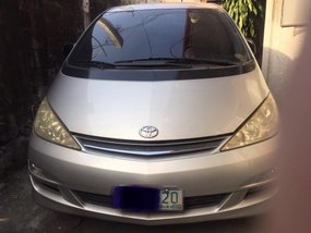 Sell 2008 Toyota Previa in Mandaluyong