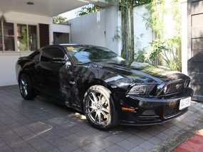 Ford Mustang 2014 for sale in Quezon City