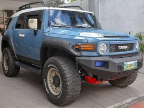 Sell 2016 Toyota Fj Cruiser in Quezon City