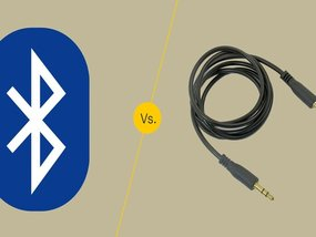 Can you tell the difference between aux and bluetooth?