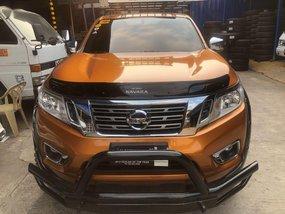 Selling Orange Nissan Navara 2016 in Quezon City