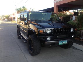 Selling Black Hummer H2 6.0L in Tarlac