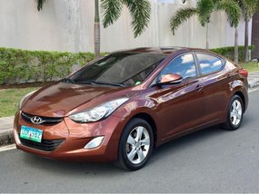 Hyundai Elantra 2013 for sale in Pasig