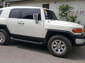 Toyota Fj Cruiser 2015 for sale in Quezon City