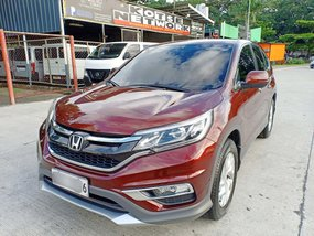 2017 Honda CR-V 2.4 AWD A/T GAS