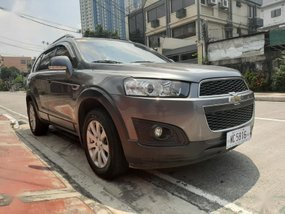Chevrolet Captiva 2015 for sale in Quezon City