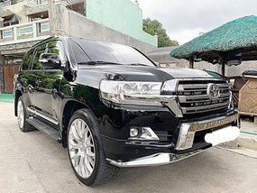 Toyota Land Cruiser 2017 for sale in Bacoor