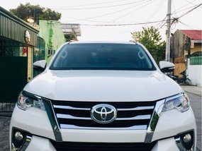 Sell 2017 Toyota Fortuner in Angeles