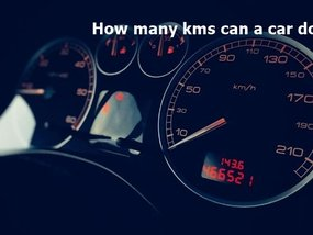 Just how many maximum kilometers can a car do?