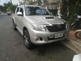 Toyota Hilux 2014 for sale in Manila