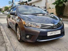 2015 Toyota Corolla Altis 2.0 V