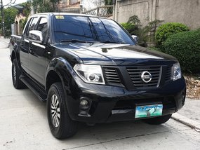 2013 Nissan Navara GTX 4x4 Manual