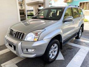 2005 Toyota Land Cruiser Prado 4x4 A/T Dubai Version (Full Options) Locally Purchased