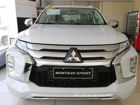 2020 Mitsubishi Montero Sport 4X2 manual