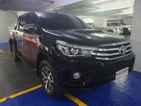 Toyota Hilux 2016 for sale in Quezon City