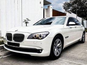 2012 BMW 730 Li - 8,000 KM ONLY
